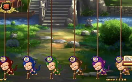เกมลิงไต่ราว