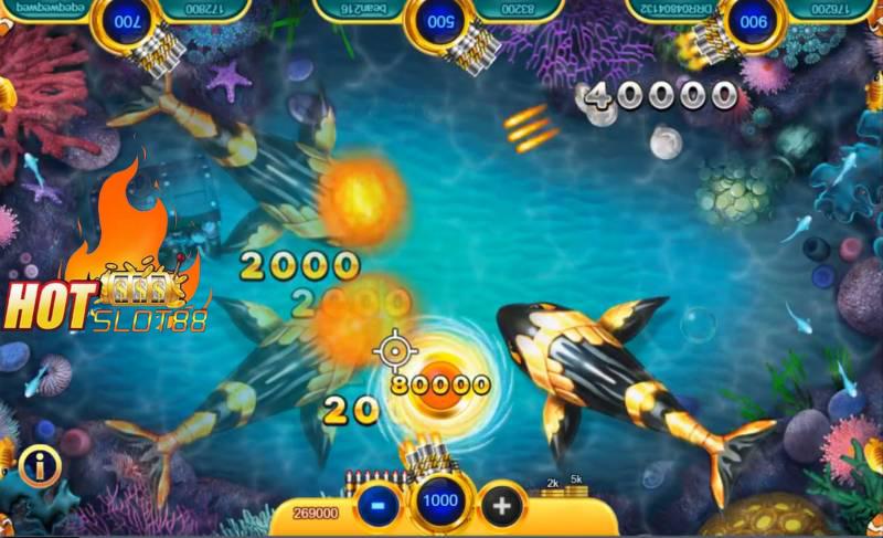 เกมยิงปลา hotslot88